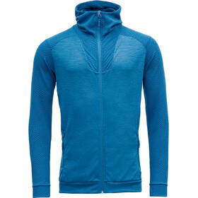 Devold Aksla Hooded Jacket Men skydiver
